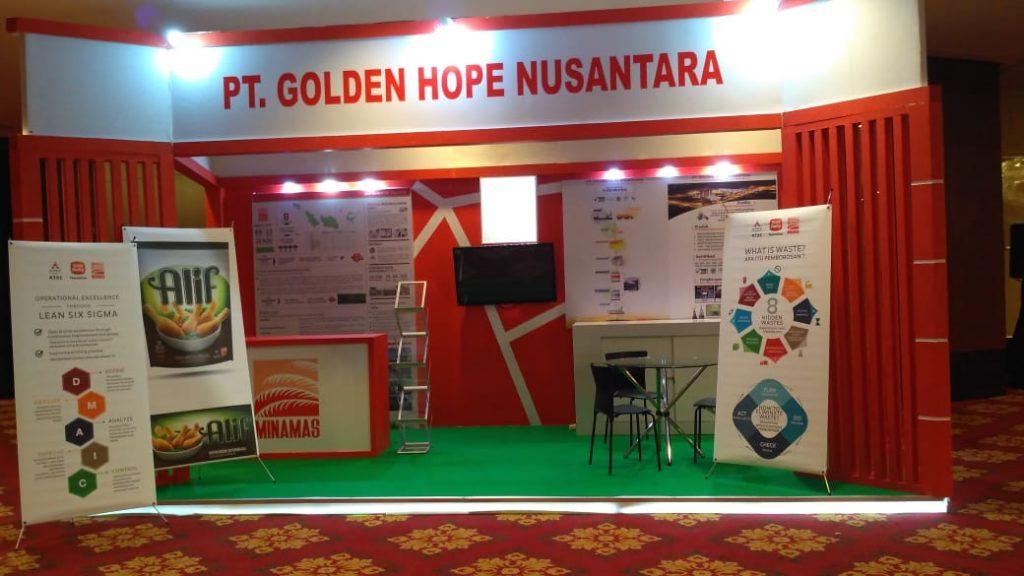 Jasa Pembuatan Stand Booth Pameran Di Jakarta